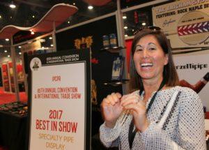 Sutliff, MacBaren Take Speciality Tobacco Pipe Display Top Award At IPCPR 2017