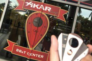 XIKAR OPENS LOUNGE AT FLORIDA PANTHERS' BB&T CENTER