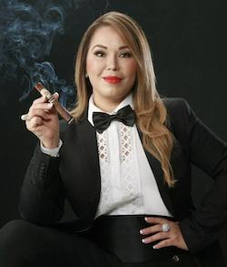 Karen Berger Featured in Red Lips & Cigar Sticks Blog