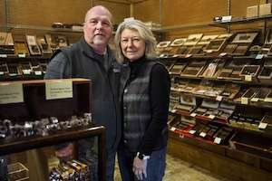 Tobacco Shoppe of Midland Celebrates 25 Years