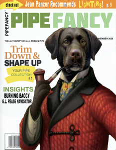 Pipe Fancy Magazine Hits Newsstands